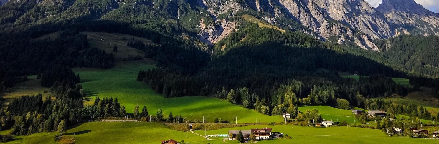Leogang, Østrig