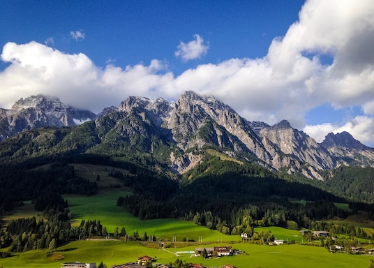Leogang, Áo