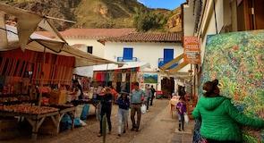 Mercado de Artesanías markaðurinn