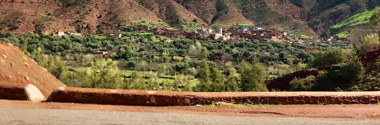 Ourika, Marokko