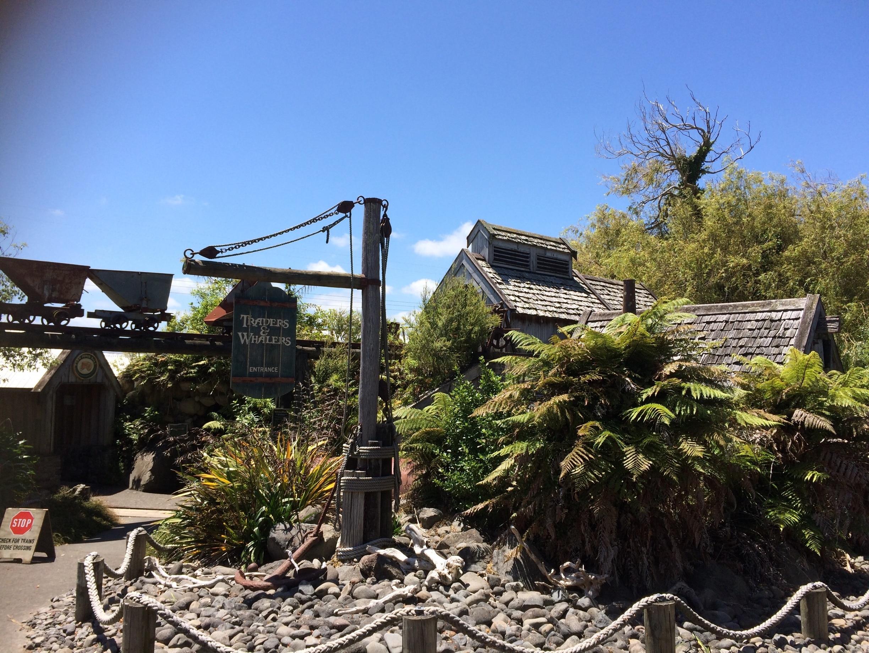 Tawhiti Museum, Hawera, Taranaki, Neuseeland