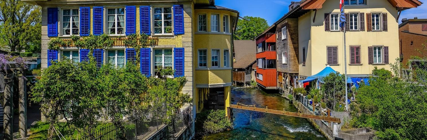 Lenzburg, Thụy Sĩ