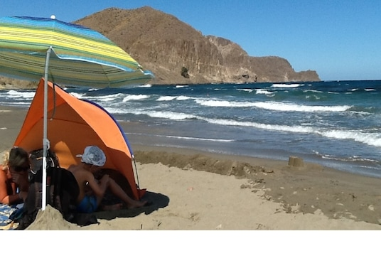 La Isleta del Moro, Spania