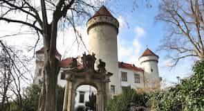 科諾皮甚切城堡