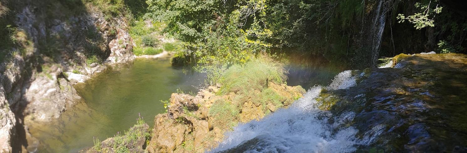 Rastoke, Kroatien