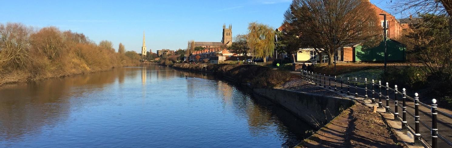 Worcester, Egyesült Királyság