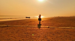 Bãi biển Mandarmani