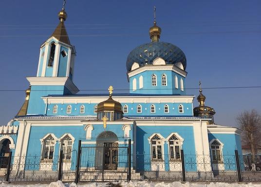 แมกนิโตกอร์ค, รัสเซีย