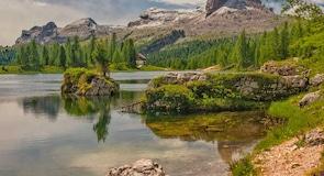 フェデラ湖