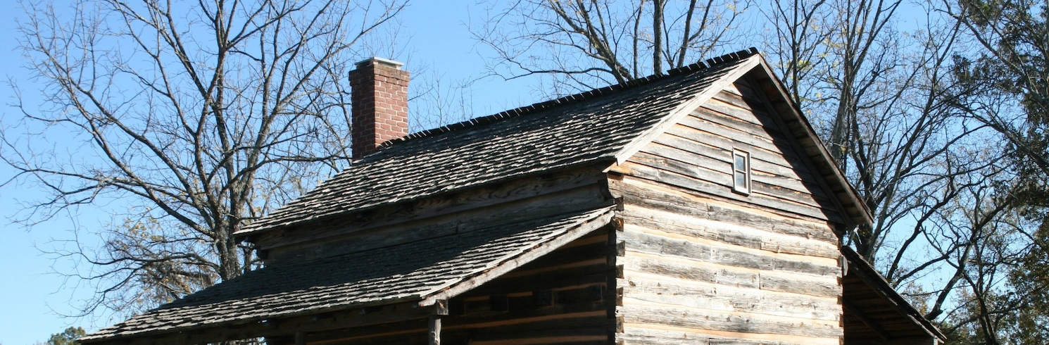 Cherokee County, South Carolina, Stati Uniti d'America