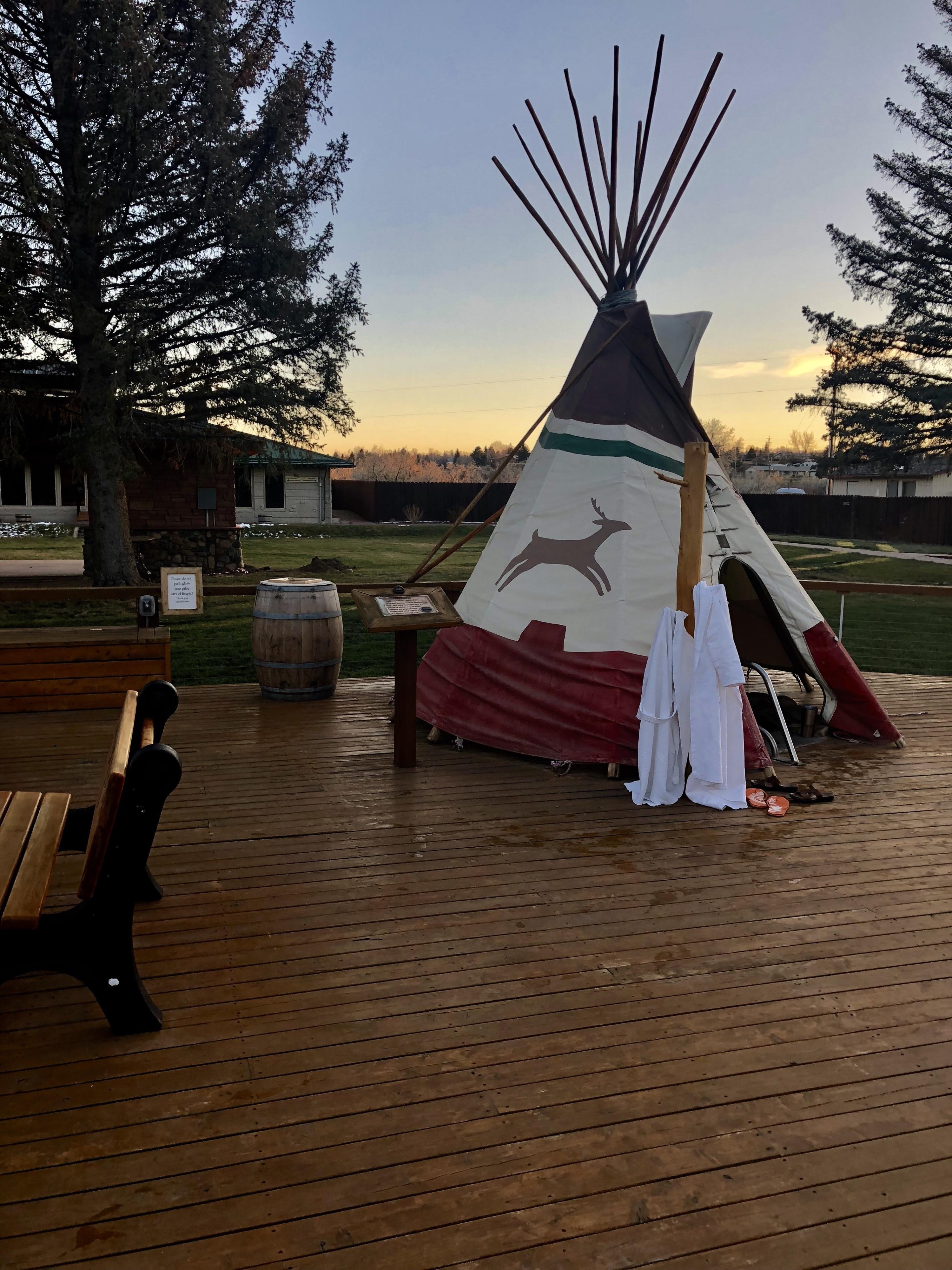 Saratoga, Wyoming, USA