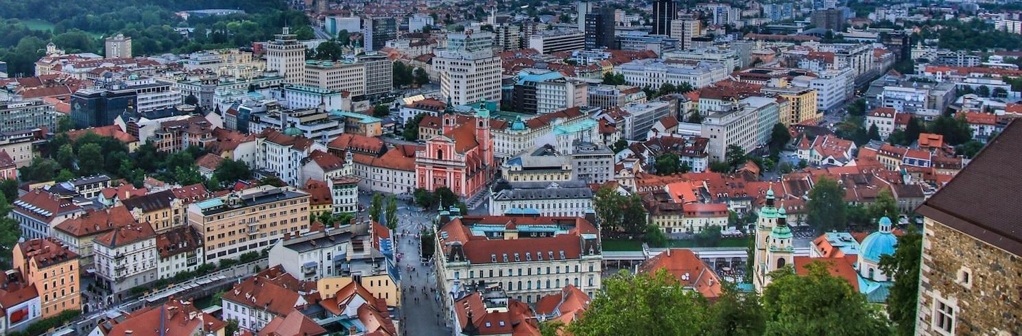 Liubliana, Eslovênia
