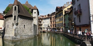 Novel, Annecy, Haute-Savoie, France