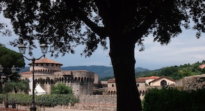 Sarzanello Fortress