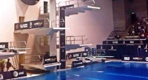 Weyerhaeuser King megyei Aquatic Center uszoda