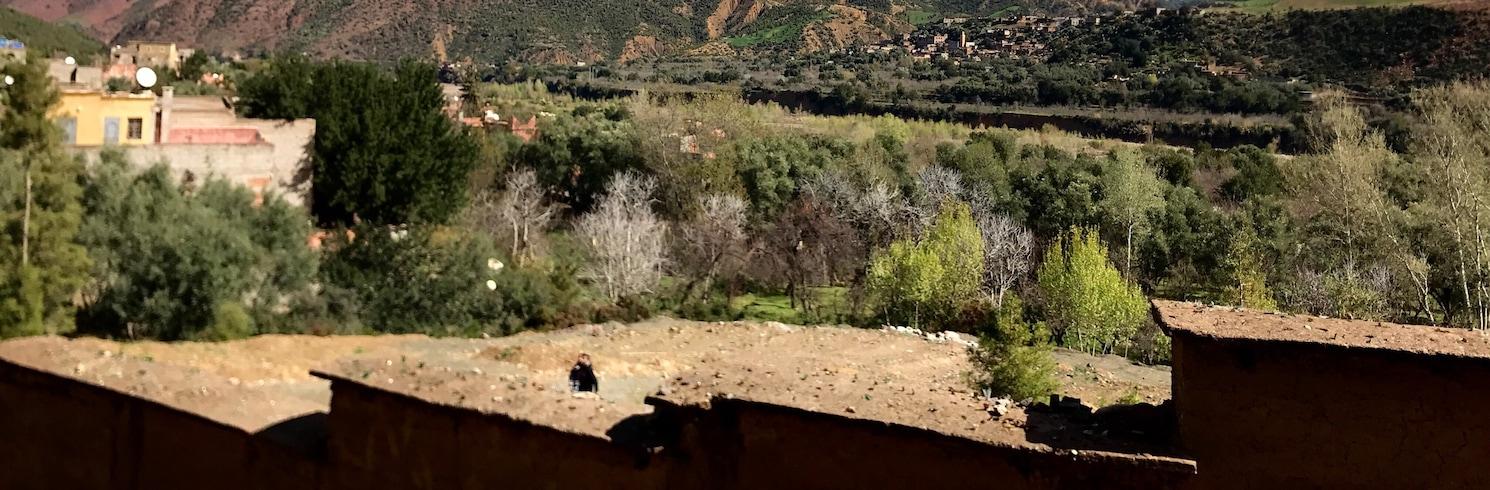 Sti Fadma, Marokko