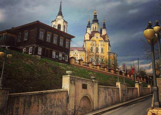 Tomsk, Rusko