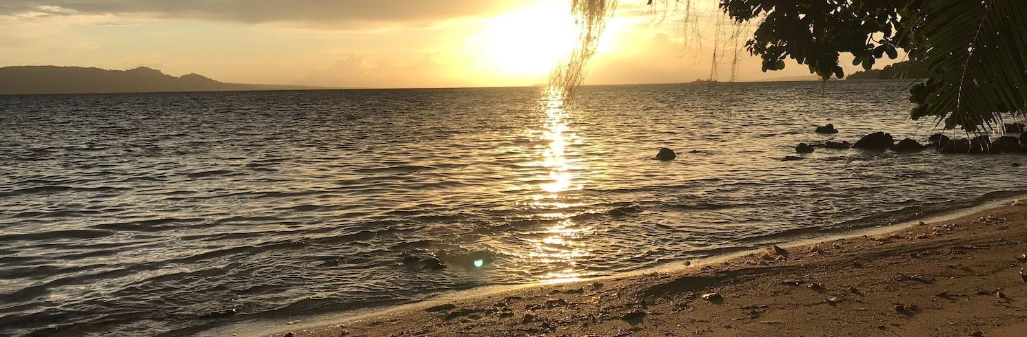 Mbambanga Adası, Solomon Adaları