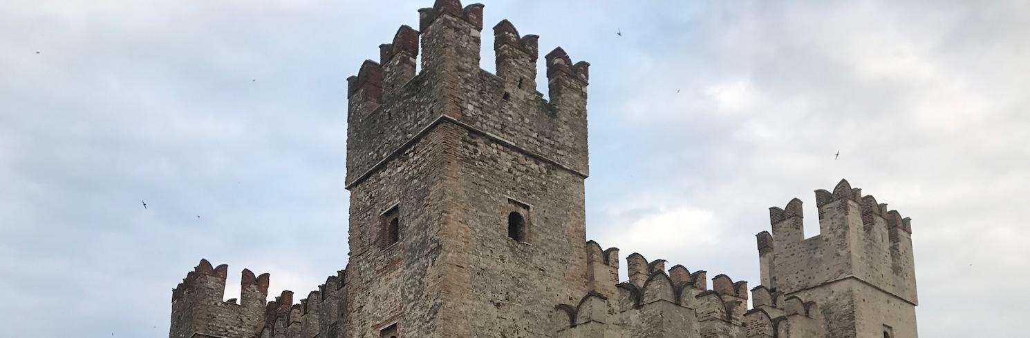 Centro Histórico de Sirmione, Itália