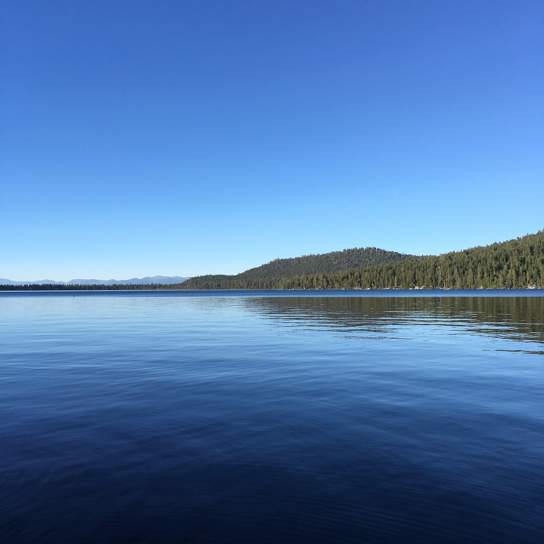 Fallen Leaf Lake, South Lake Tahoe, California, United States of America