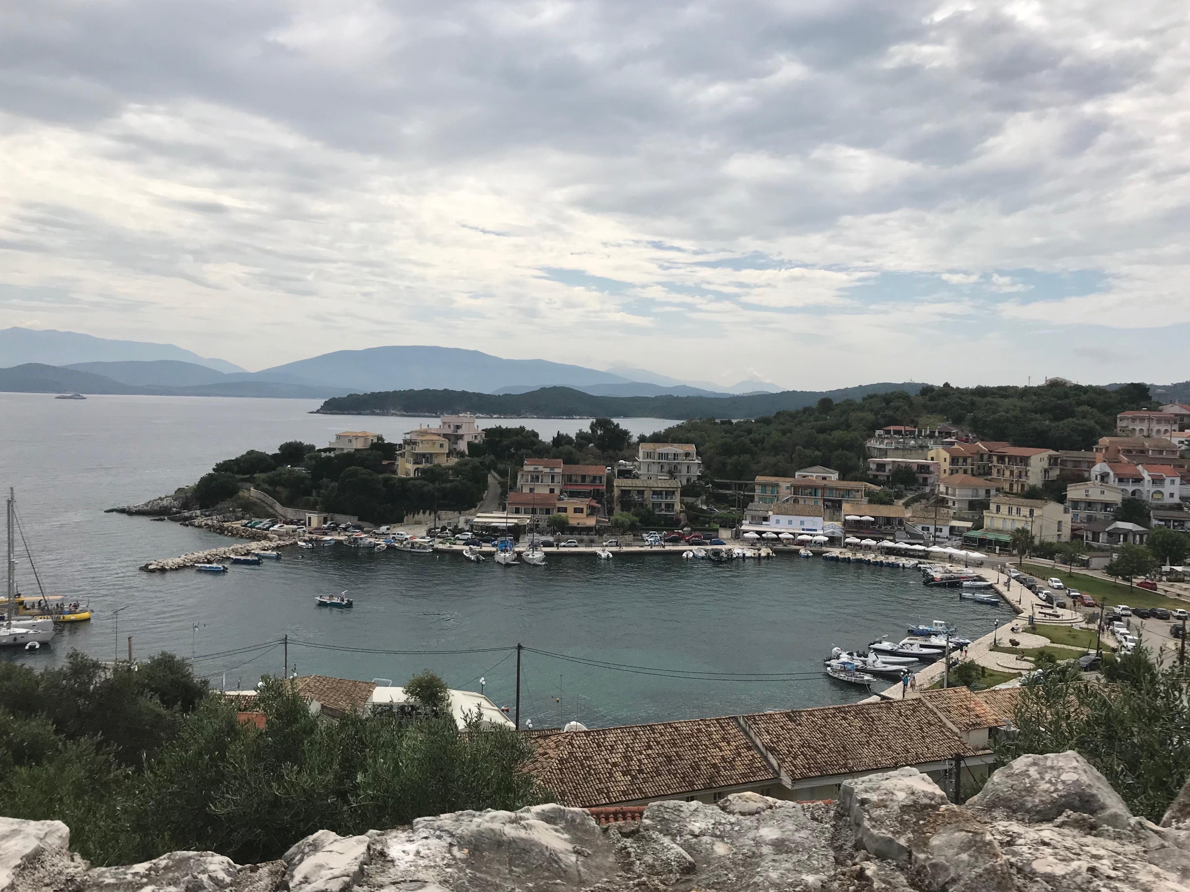 Kassiopi, Corfu, Ionian Islands Region, Greece