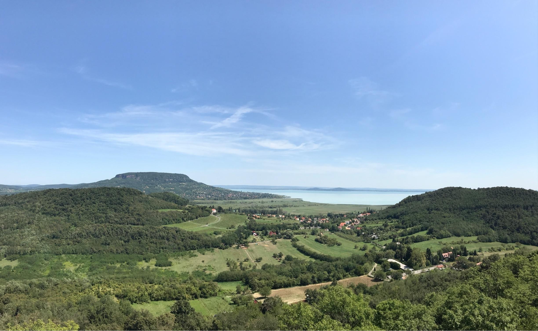 Szigliget, Wesprim, Ungarn