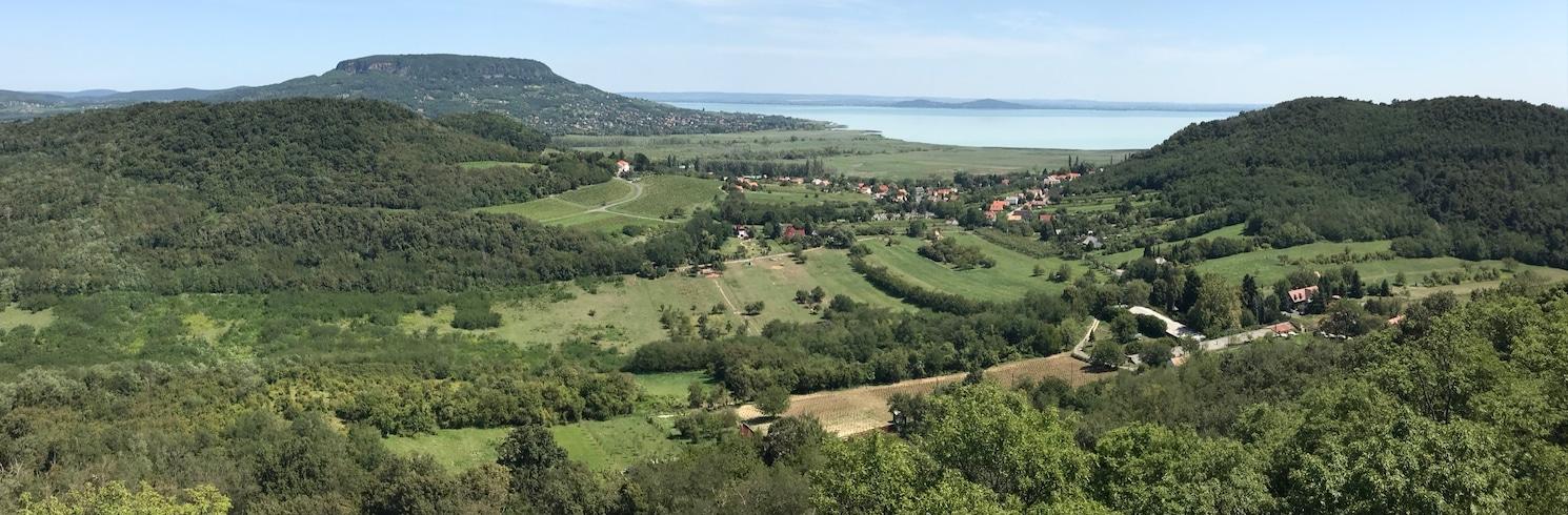 Szigliget, Ungarn