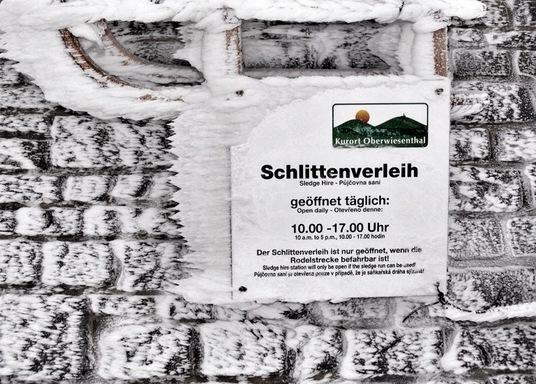 Oberwiesenthal, Germany