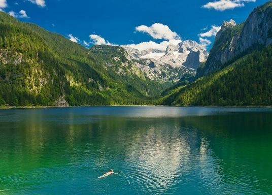 Gosau-Hintertal, Austria