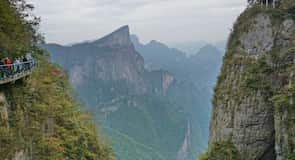 Tianmen Mountain of Zhangjiajie