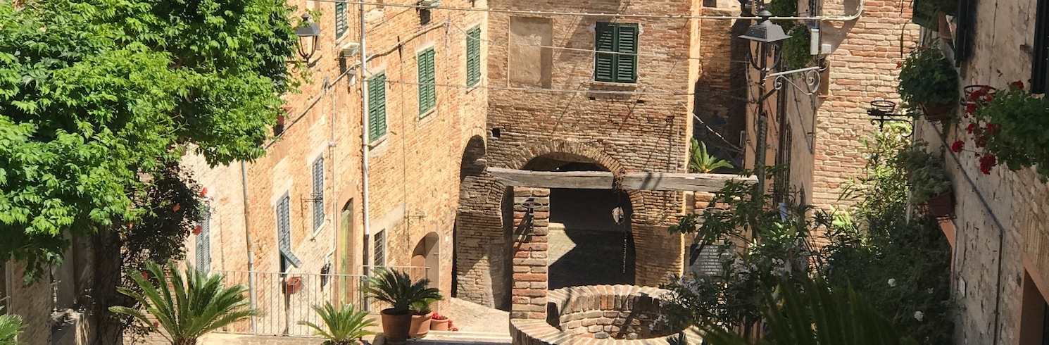 Corinaldo, Italy