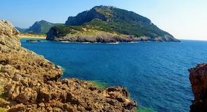 Playa Voidokilia