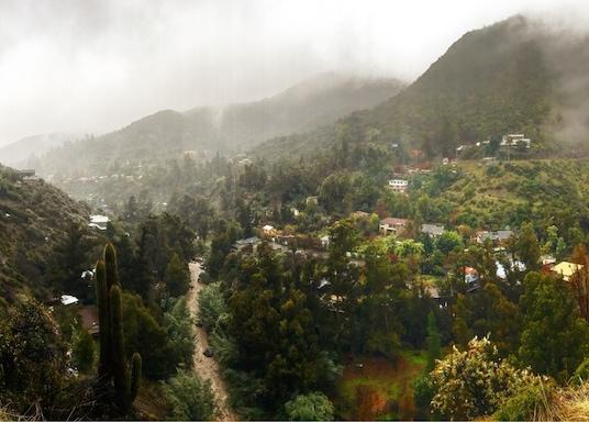 Lo Barnechea, Čile