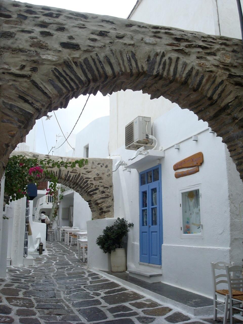 Lefkes, Paros, South Aegean, Greece