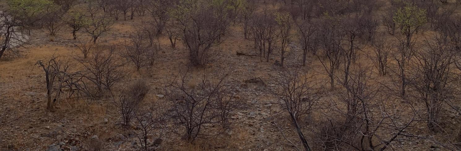 Khorixas, Namíbia