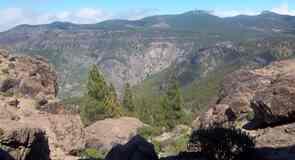 Las Nievese mägi