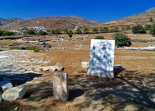 Kionia, Greece