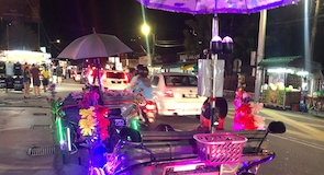 Batu Feringghi Night Market