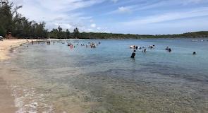 Parque Nacional Balneario Seven Seas