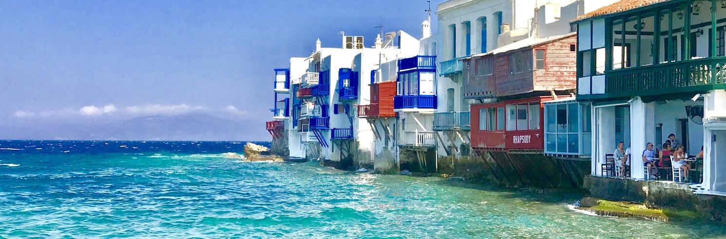 Little Venice, Greece