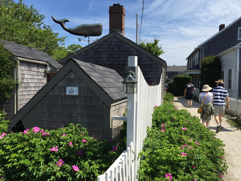 Siasconet Beach, Nantucket, Massachusetts, Verenigde Staten