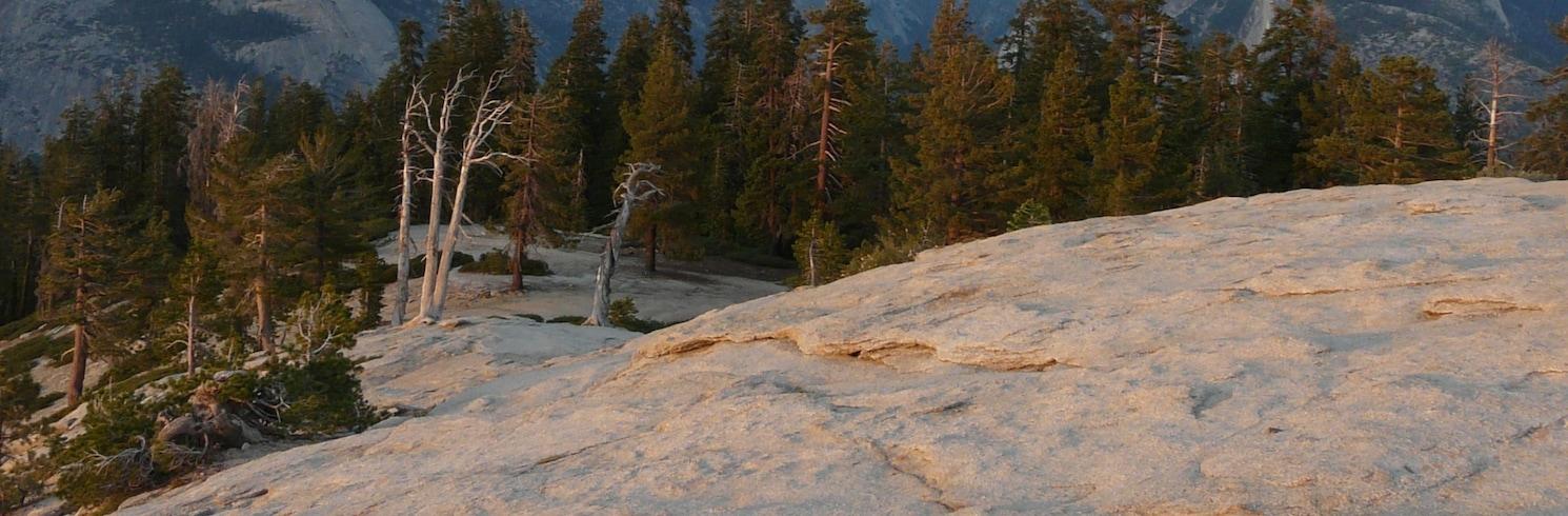 Yosemite-Nationalpark, Kalifornien, USA