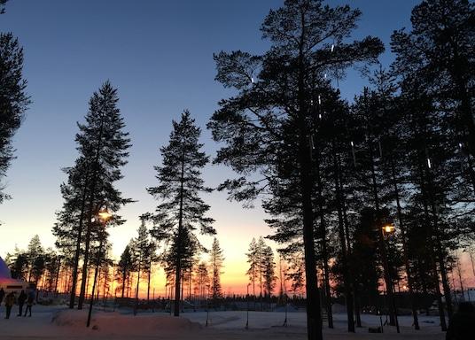 聖誕老人村, 芬蘭