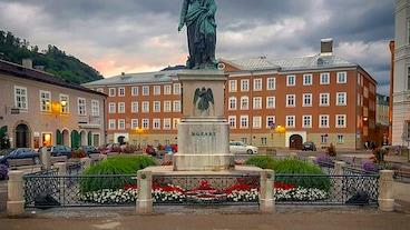 Mozartplatz/