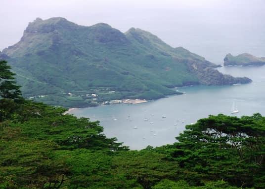 Hiva Oa, Francúzska Polynézia