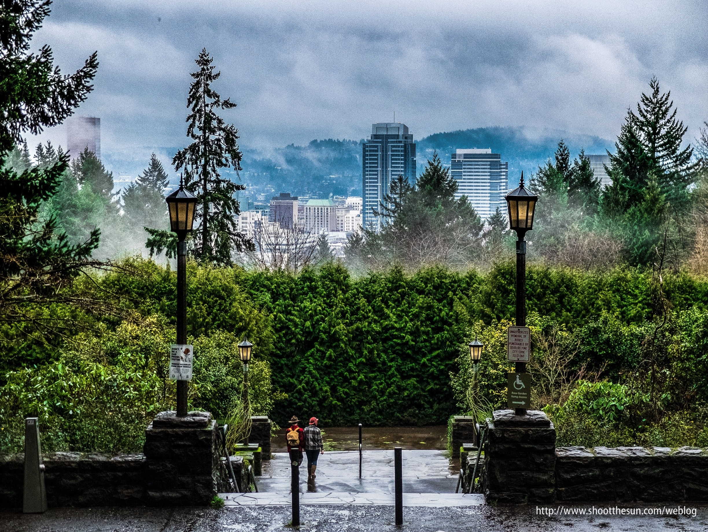 Washington City Park, Portland, Oregon, United States of America