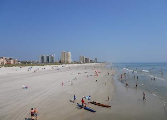 Jacksonville Beach, Φλόριντα, Ηνωμένες Πολιτείες