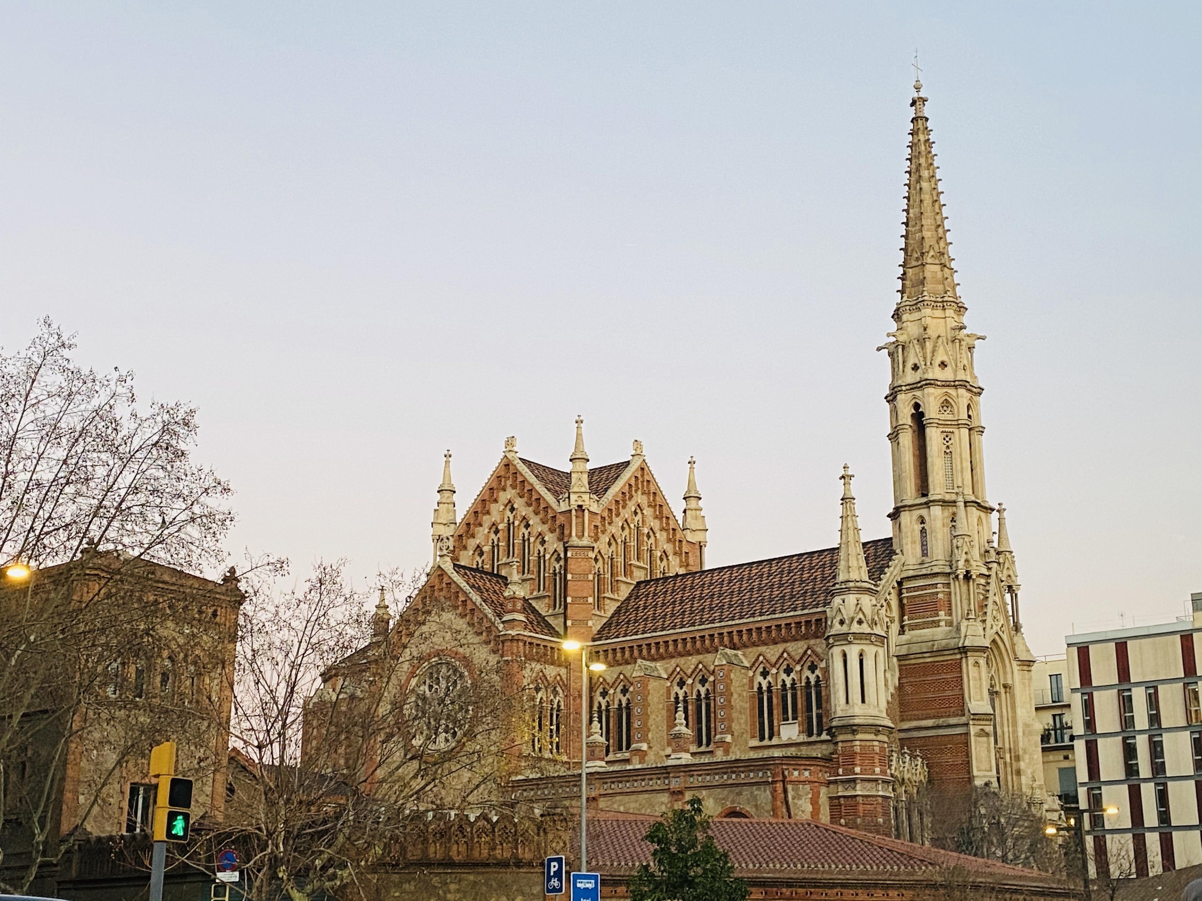 Passeig de Sant Joan, Barcelona, Catalonia, Spain