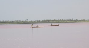 Lake Retba