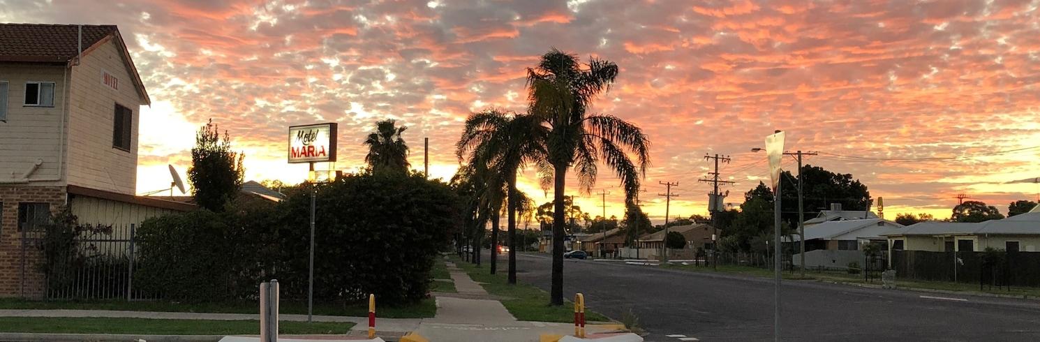 Majlis Daerah Moree Plains, New South Wales, Australia
